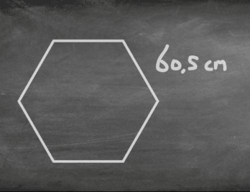 Hexagon behendigheidstest