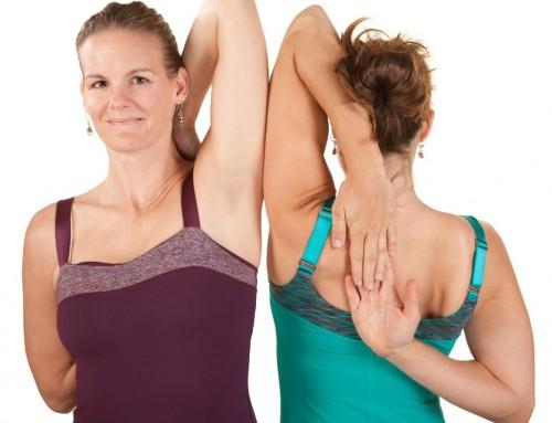 Lenigheidstest voor de schouders