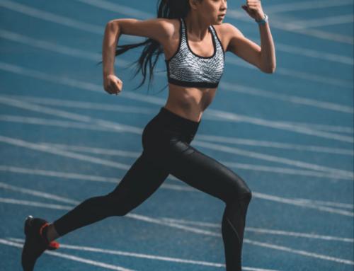 35 meter sprint test