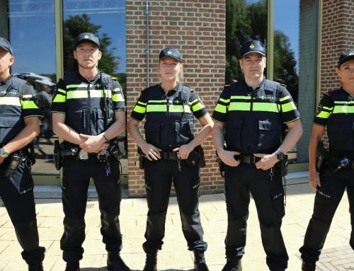 De sporttest voor de politieopleiding