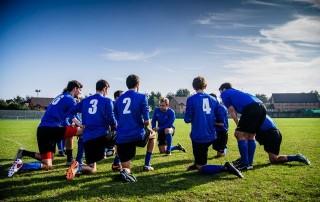 Voetbal sporttesten