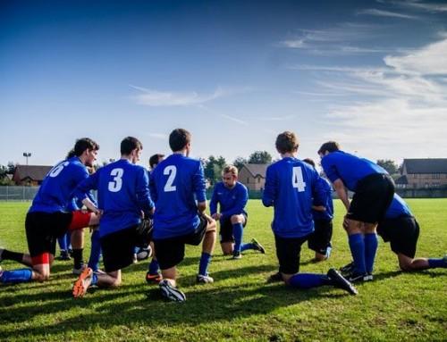 Sporttesten voor voetballers